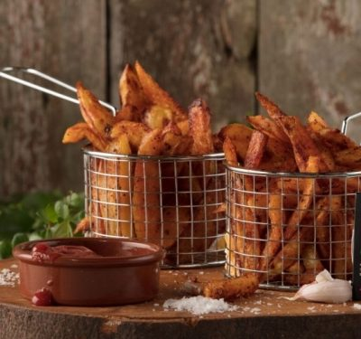 Chips & Wedges