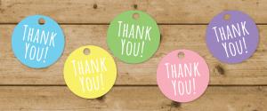 Thank You | Cositas Bonitas